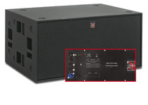 XTHPS36/A  - active high power double subwoofer